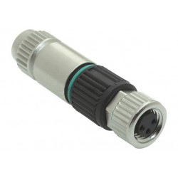 21021512305 Circular Connector with Harax F 8 / 3-po