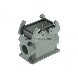 19300100272 Han B Base Surface HC 2 Lever 2 x M32