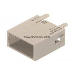 09140013011 Han module adapter, male