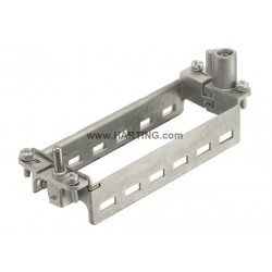 09140240371 Han hinged frame plus, for 6 modules a-f