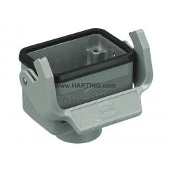 09300061750 Han B Hood Coupler LC 1 Lever PG 13.5