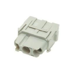 09140033102 Han C module, crimp female, for 7.5mm