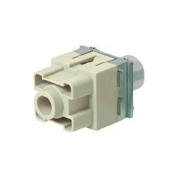 09140012768 Han 200A PE axial module female 25-40mm