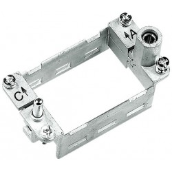 09140100303 Hinged frame 10B for 3 modules (A  C)