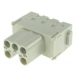09140052716 Han ES module, cage clamp female